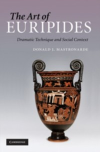 Cover Art of Euripides