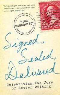 Cover Signed, Sealed, Delivered