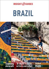 Cover Insight Guides Brazil (Travel Guide eBook)