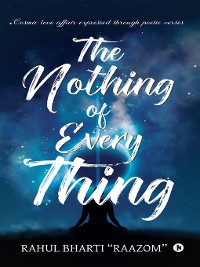 Cover The Nothing of Everything