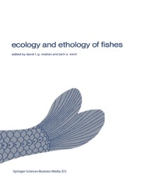 Cover Ecology and ethology of fishes