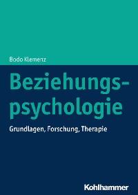 Cover Beziehungspsychologie