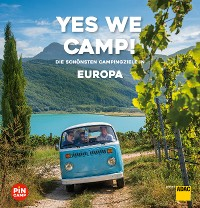 Cover Yes we camp! Europa