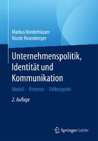 Cover Unternehmenspolitik, Identität und Kommunikation
