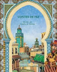 Cover Contes de Fez