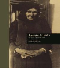 Cover Hungarian Folktales