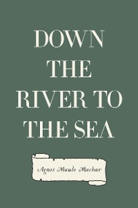 Cover Down the River to the Sea