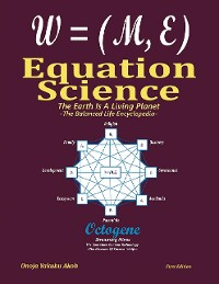 Cover Equation Science: The Earth Is a Living Planet  -the Balanced Life Encyclopedia-
