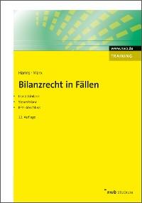 Cover Bilanzrecht in Fällen