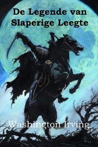 Cover De Legende van Slaperige Leegte