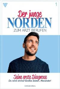 Cover Der junge Norden 1 – Arztroman