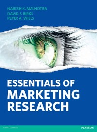 Cover Essentials of Marketing Research