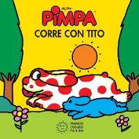 Cover Pimpa corre con Tito