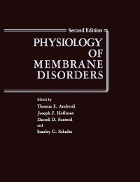 Cover Physiology of Membrane Disorders