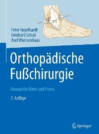Cover Orthopädische Fußchirurgie
