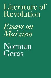 Cover Literature of Revolution