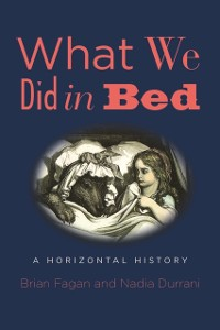Cover What We Did in Bed