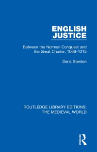 Cover English Justice