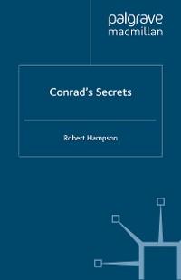 Cover Conrad's Secrets
