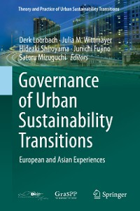 Cover Governance of Urban Sustainability Transitions