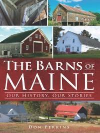 Cover The Barns of Maine
