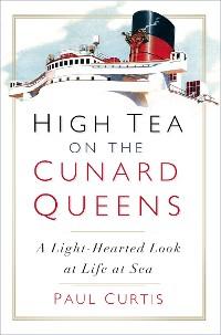 Cover High Tea on the Cunard Queens