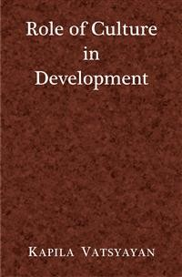 Cover Role of Culture in Development