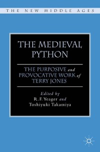 Cover The Medieval Python
