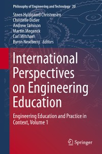 Cover International Perspectives on Engineering Education