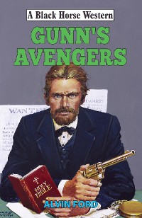 Cover Gunn's Avengers