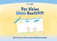 Cover Der kleine blaue Buntstift