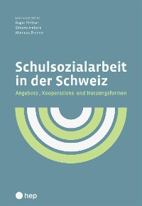 Cover Schulsozialarbeit in der Schweiz (E-Book)