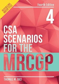 Cover CSA Scenarios for the MRCGP, fourth edition