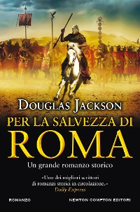 Cover Per la salvezza di Roma