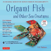 Cover Origami Fish and Other Sea Creatures Ebook