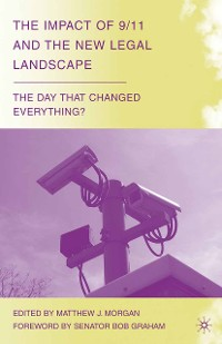 Cover The Impact of 9/11 and the New Legal Landscape