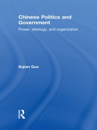 Cover Chinese Politics and Government