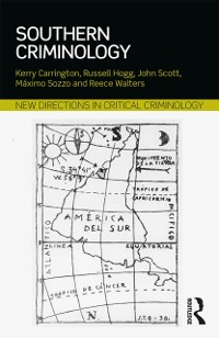 Cover Southern Criminology