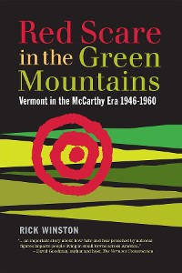Cover Red Scare in the Green Mountains