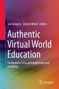 Cover Authentic Virtual World Education