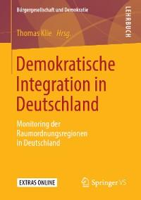 Cover Demokratische Integration in Deutschland