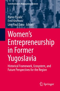 Cover Women's Entrepreneurship in Former Yugoslavia