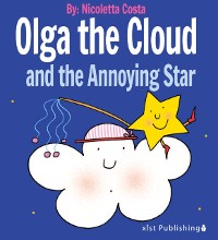 Cover Olga the Cloud and the Annoying Star