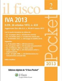 Cover IVA 2013