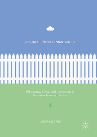 Cover Postmodern Suburban Spaces