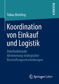 Cover Koordination von Einkauf und Logistik
