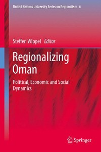 Cover Regionalizing Oman