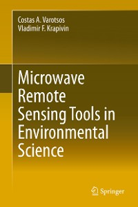 Cover Microwave Remote Sensing Tools in Environmental Science