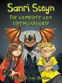 Cover Vampiere van Vlermuishoogte