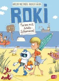 Cover ROKI – Ferien mit Schatz-Schlamassel